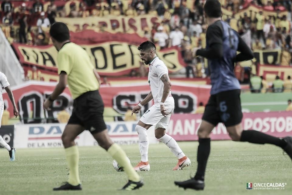 El Once Caldas perdió en su primer partido de pretemporada