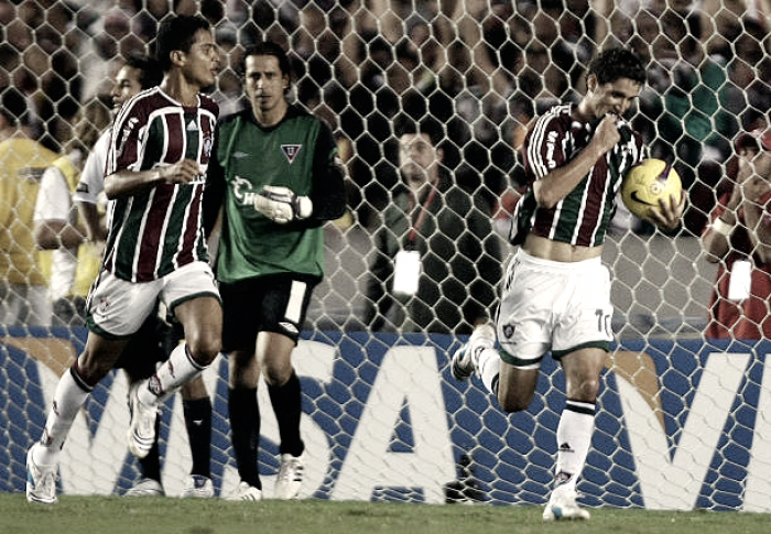 Apesar das derrotas nas finais, Fluminense leva vantagem no histórico contra LDU