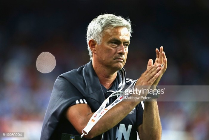 Man United's pre-season is almost perfectly organised, says delighted Mourinho