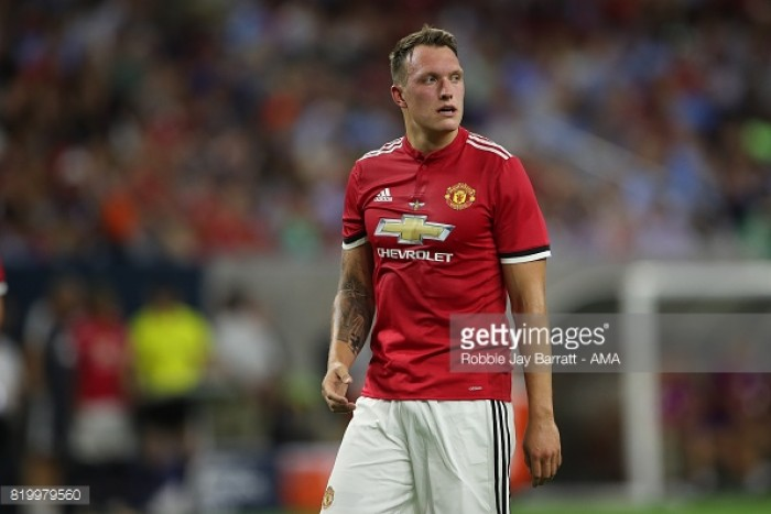 Phil Jones receives a two-match ban as Manchester United and Daley Blind are fined for breaking UEFA doping regulations