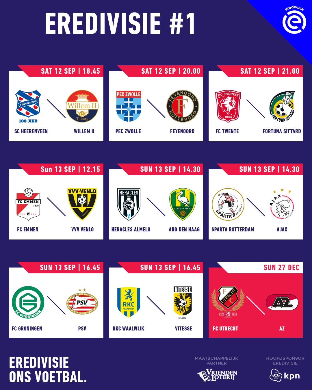 In Olanda arrivano le risposte di Ajax e PSV