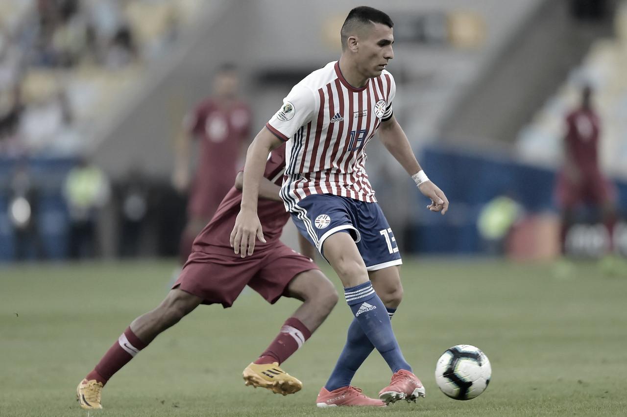 Zagueiro Junior Alonso é anunciado no Atlético-MG por 3 milhões de euros