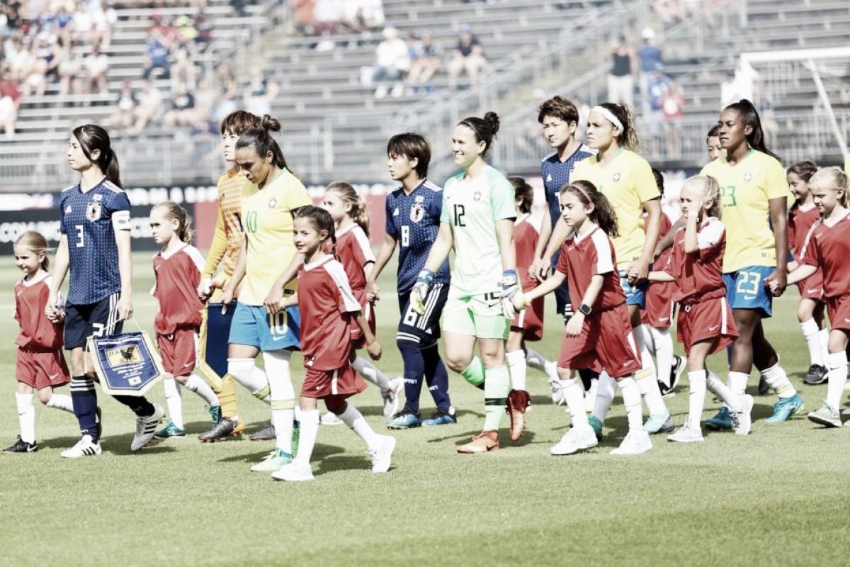 Exclusivo: Aline Reis fala sobre Torneio das Nações, carreira e titularidade na Seleção Feminina