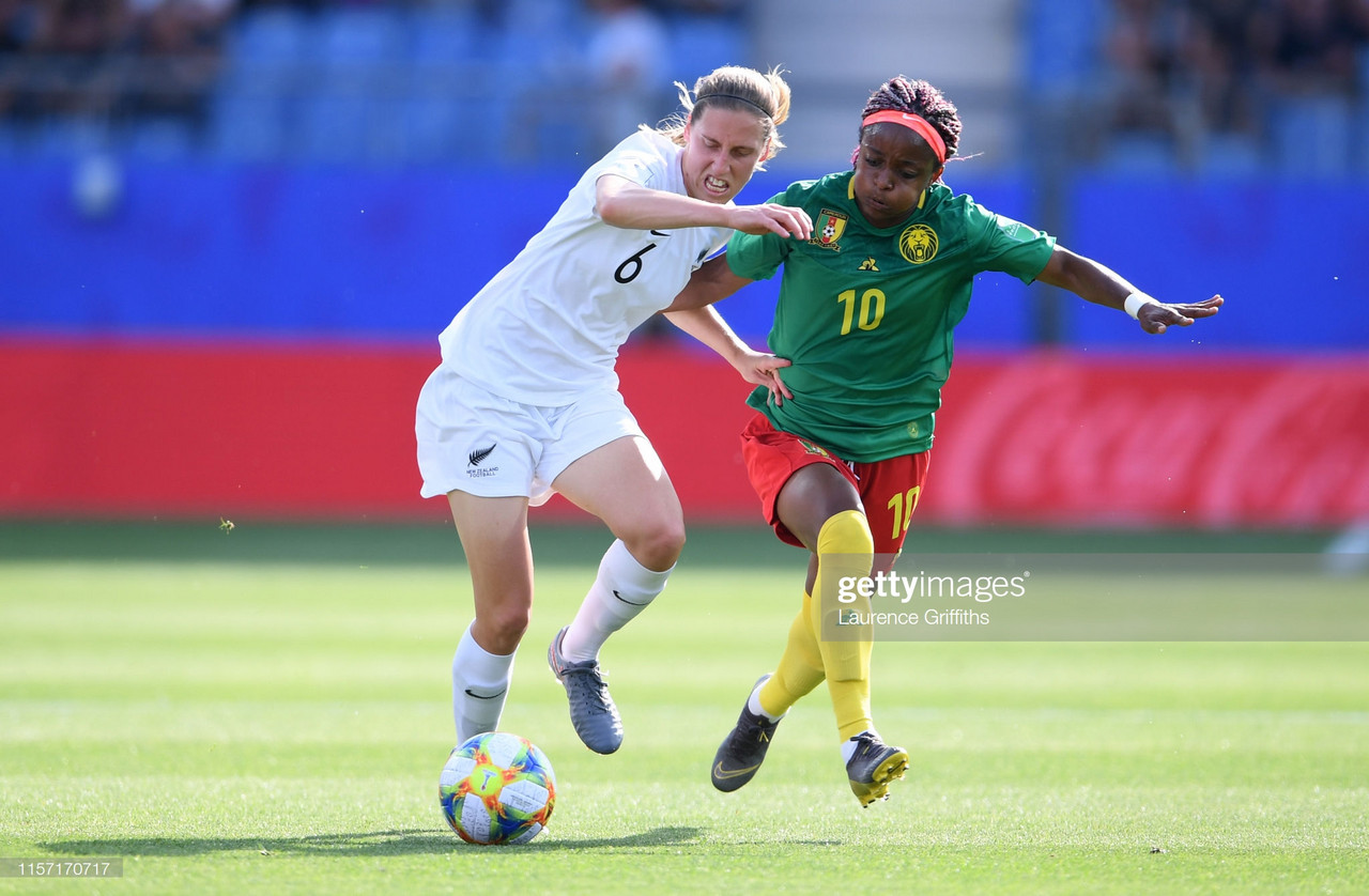 Women's World Cup: Cameroon 2-1 New Zealand