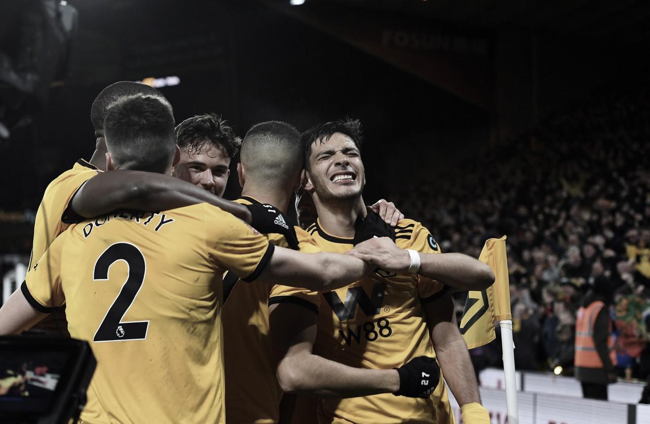Wolverhampton bate Manchester United e vai à semifinal da FA Cup