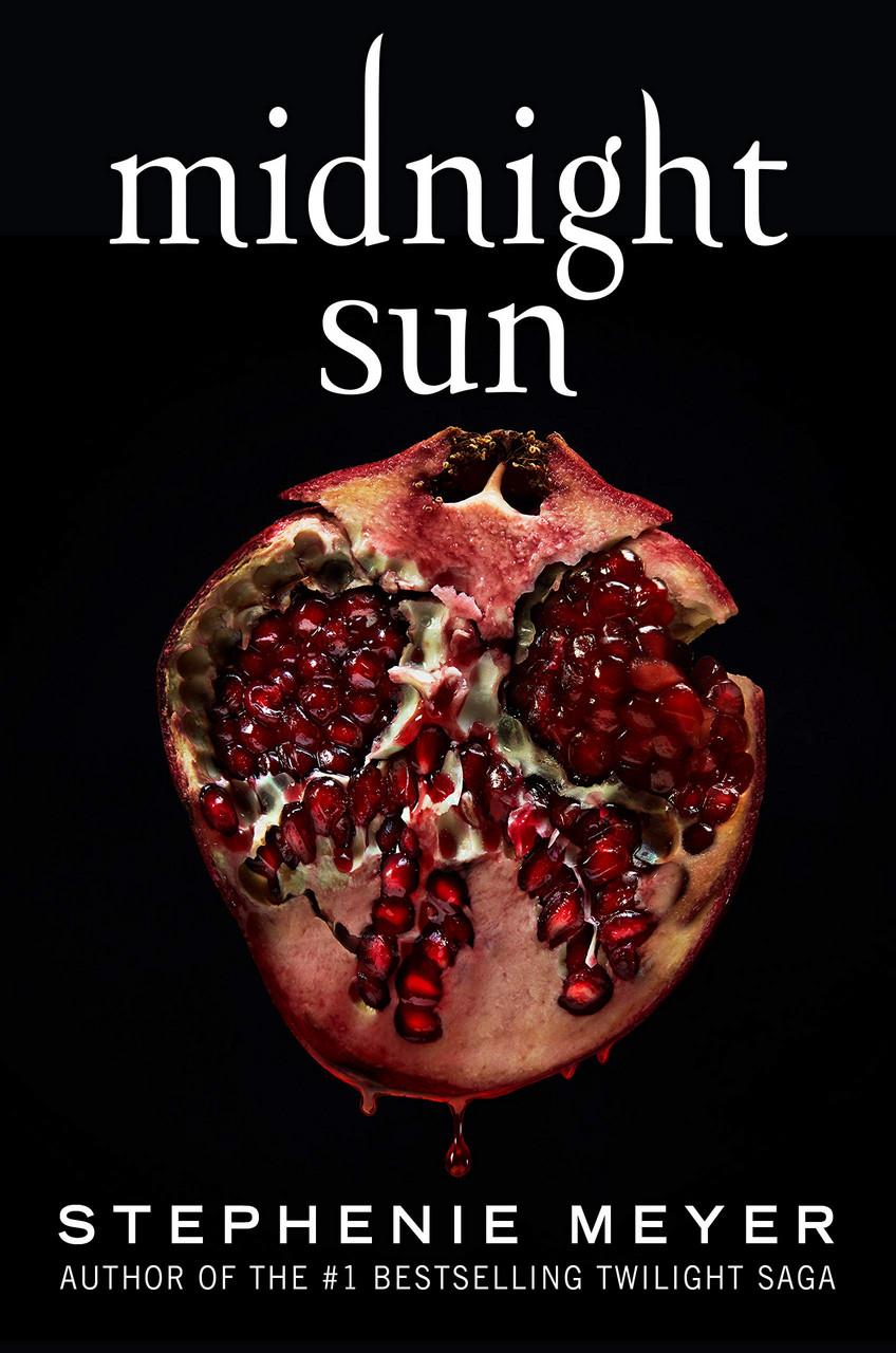 """""""Midnight Sun"""" de Stephenie Meyer ya está a la venta"""