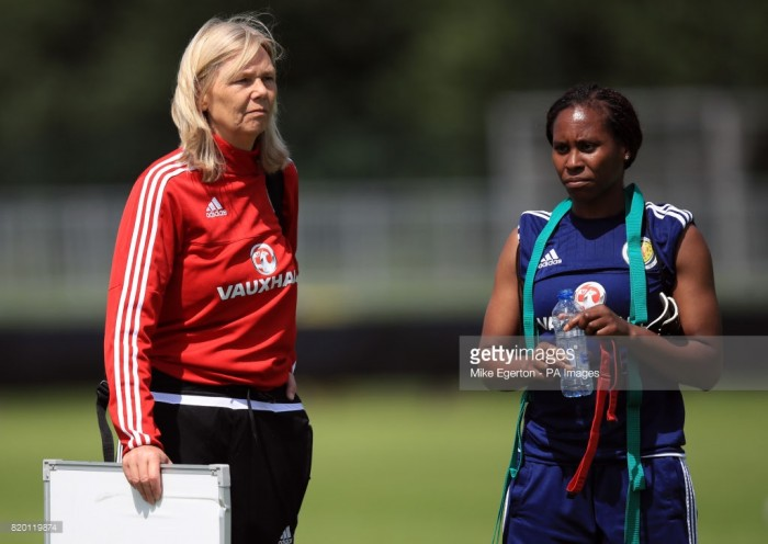 Euro 2017: Ifeoma Dieke grateful for fan support and hopeful of creating a legacy in Scotland