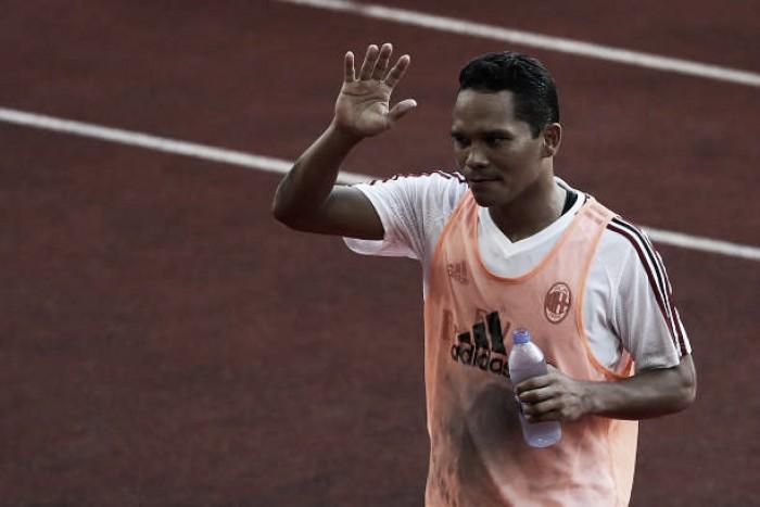 Milan avança negociações com Villarreal e despedida de Carlos Bacca está próxima