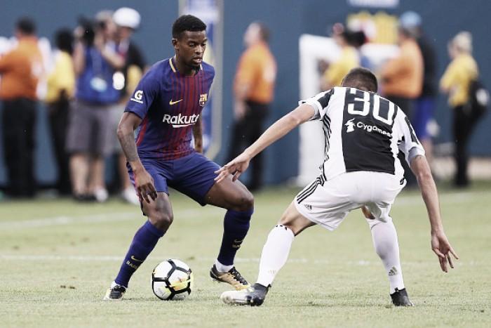Recém-contratado, Semedo declara não ter falado com CR7 sobre ida ao Barcelona