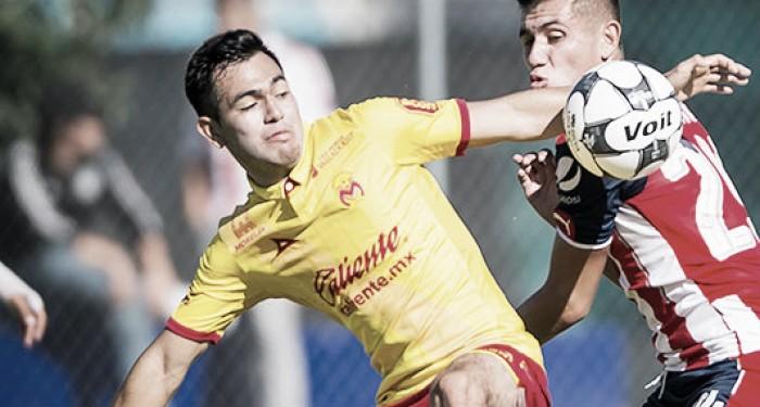 """Ulises Jaimes: """"Quiero debutar en Primera División"""""""