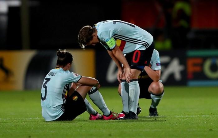 La Belgique éliminée après sa défaite face aux Pays-Bas
