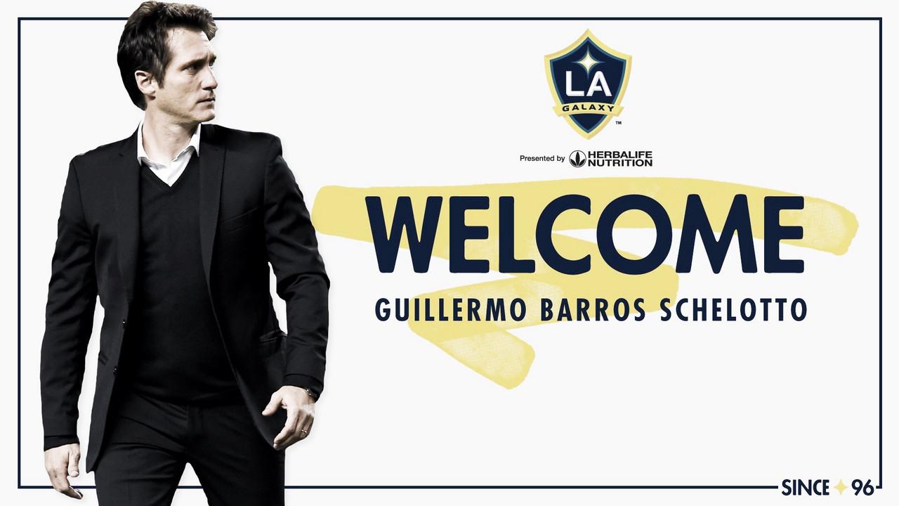 Barros Schelotto dirigirá la Galaxia