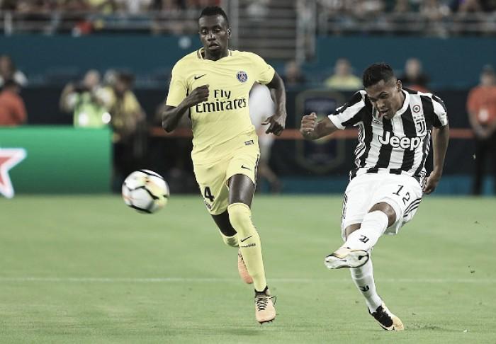 Técnico da Juventus diz que Alex Sandro ficará na equipe