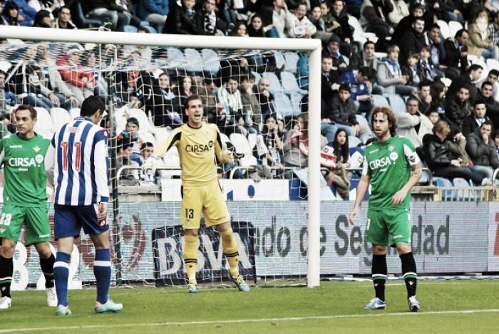 Antecedentes Deportivo de la Coruña-Real Betis
