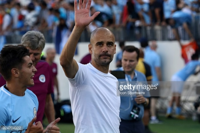 Pep Guardiola looking for more of the same from his Manchester City side ahead of West Ham clash