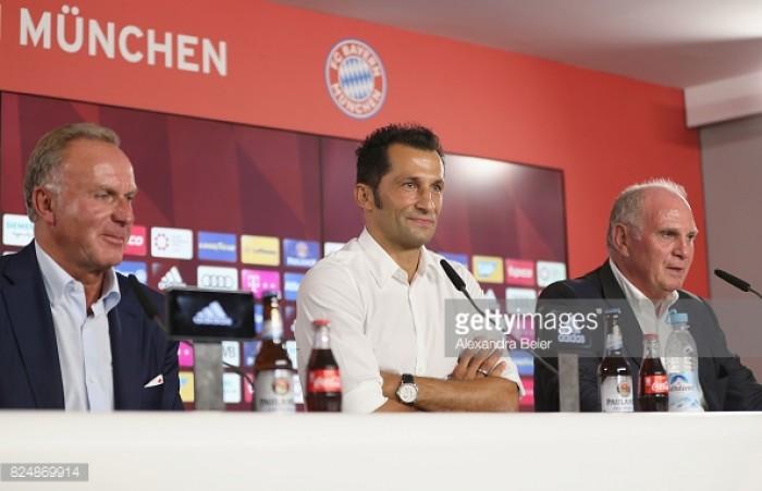 Bayern Munich name Hasan Salihamidzic as new sporting director
