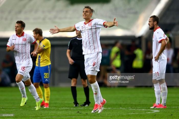 Fortuna Düsseldorf 2-2 Eintracht Braunschweig: Points shared in Monday night thriller