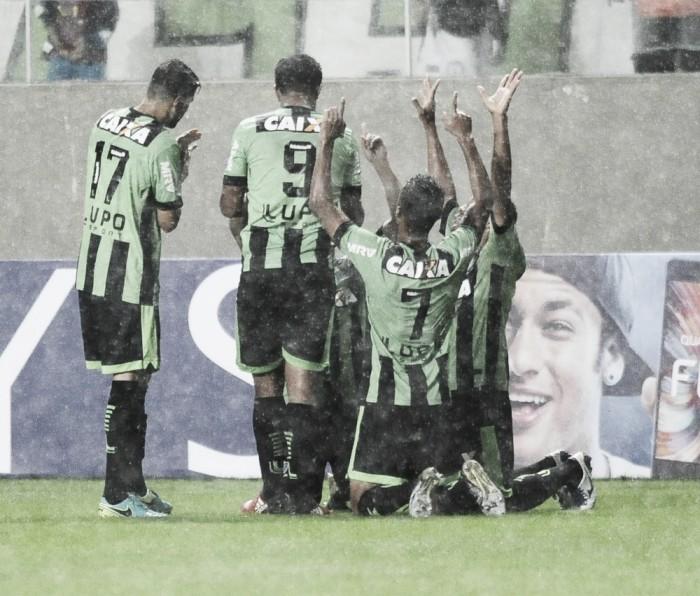 Londrina sai na frente, mas toma virada do América Mineiro