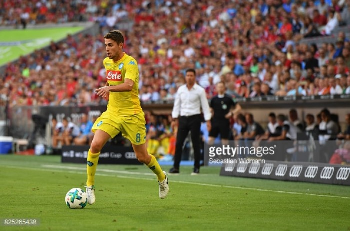 Bournemouth linked with a shock move for Napoli star Jorginho