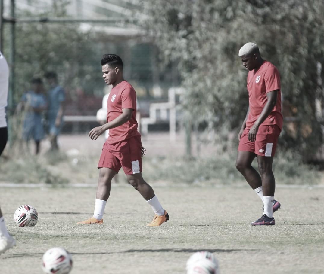 Erick Luís comenta metas a serem atingidas no futebol do Iraque