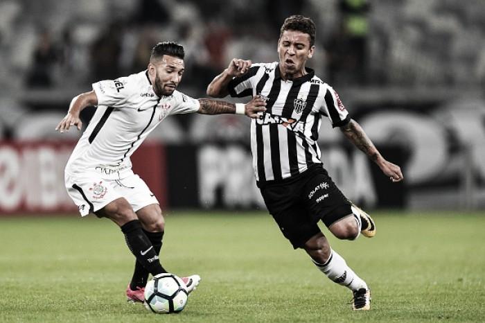 Atlético-MG tenta estragar festa do Corinthians para continuar sonhando com Libertadores