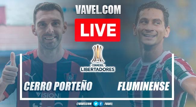 Goals and Highlights: Cerro Porteño 0-2 Fluminense in Copa Libertadores 2021