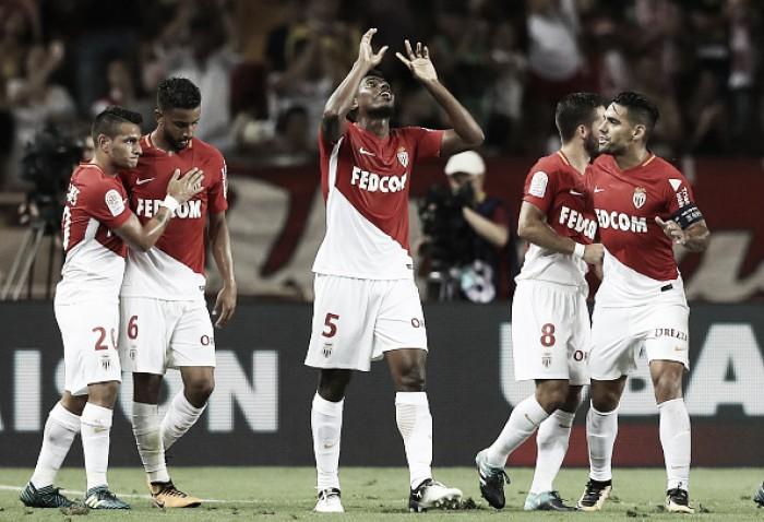 Brasileiros brilham e Monaco estreia na Ligue 1 com vitória diante do Toulouse
