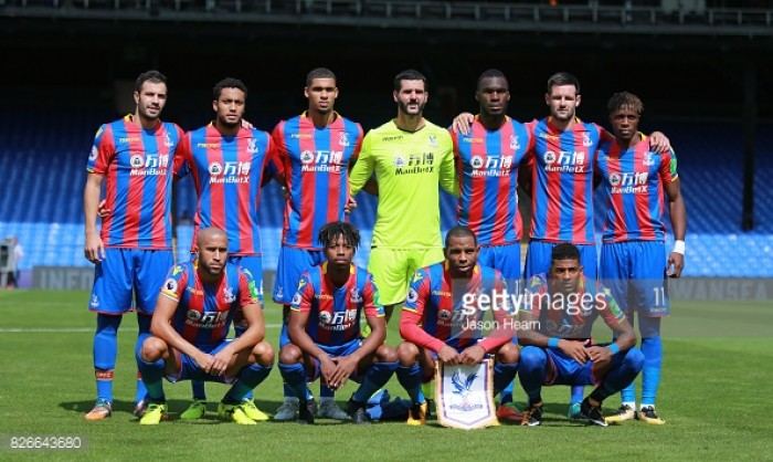 Crystal Palace Season Preview 2017/18: New dawn at Selhurst Park as Eagles begin life under Frank de Boer