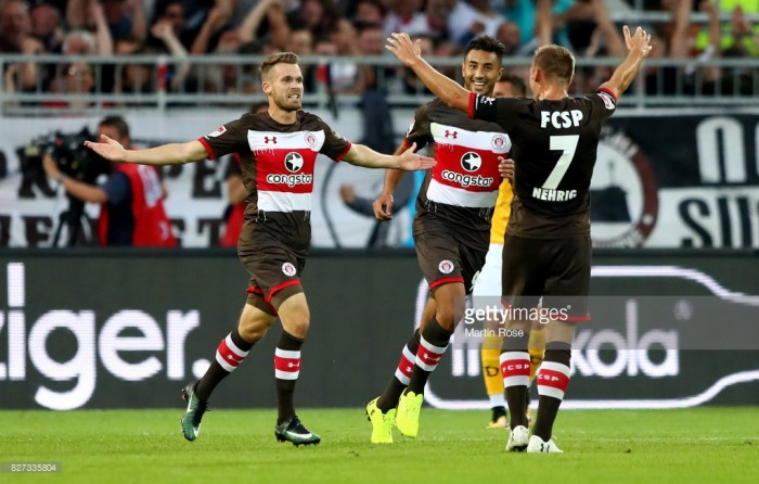 FC St. Pauli 2-2 Dynamo Dresden: Christopher Buchtmann crackers not enough for win