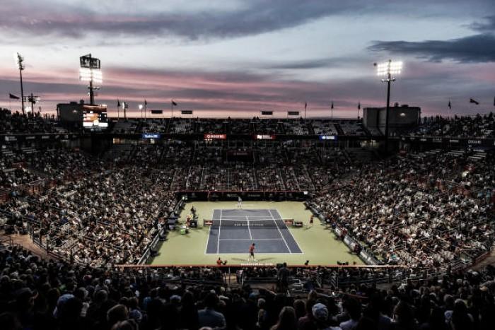 Grandes jogos, surpresas e desistência nos primeiros dias do Masters 1000 de Montréal