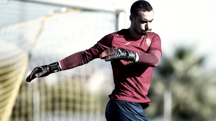 Sergio Asenjo: ''Cuando estuve con Cazorla y vi su tobillo me sentí un afortunado''