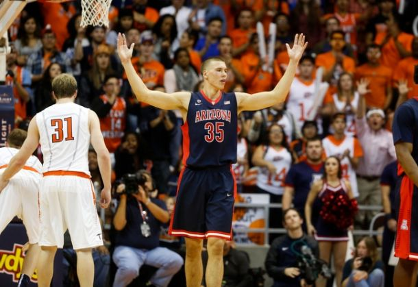 Preview: #3 Arizona Head To Vegas To Tussle With UNLV