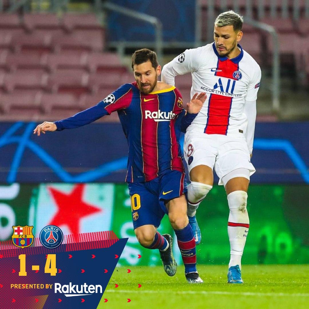 La opinión del Barça-PSG: déjà-vu... y KO