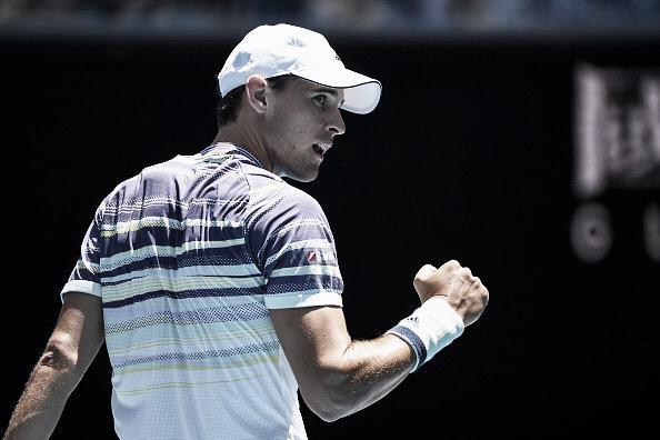 Estreando no Aberto da Austrália, Thiem atropela Mannarino e avança à segunda rodada