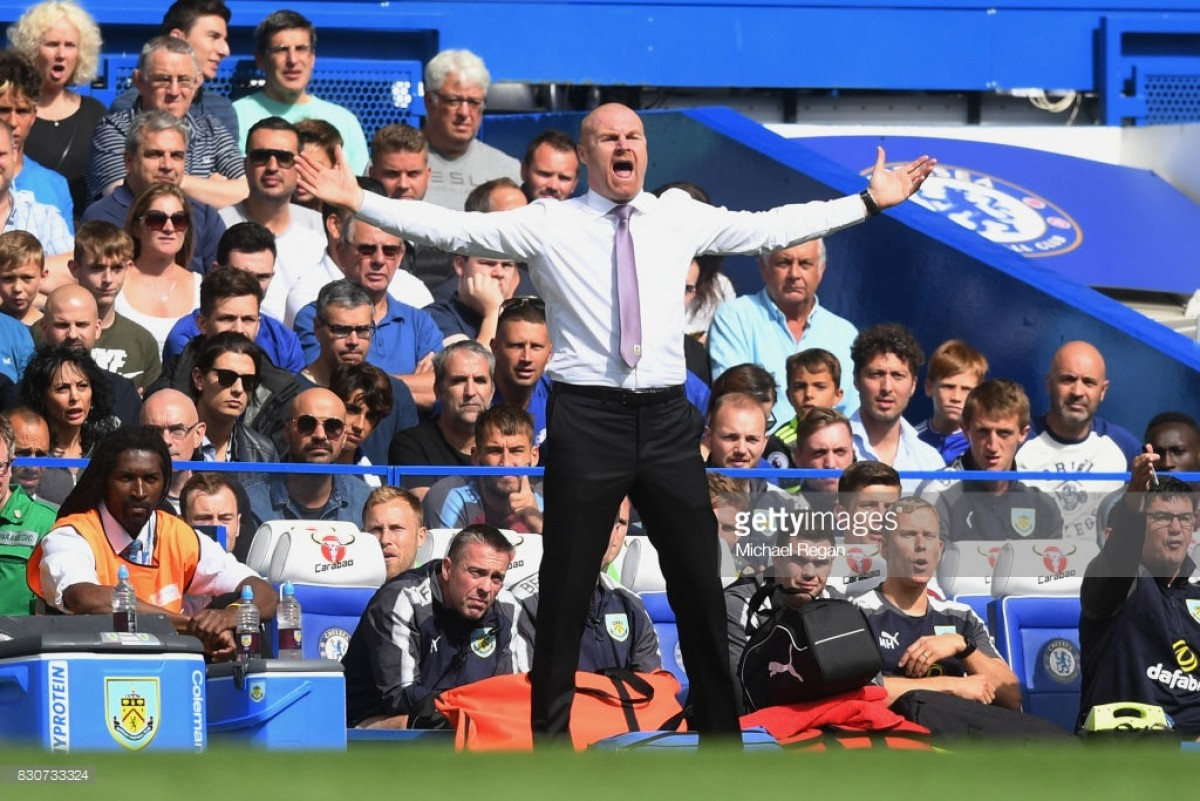 Sean Dyche pinpoints Chelsea victory as catalyst for impressive season