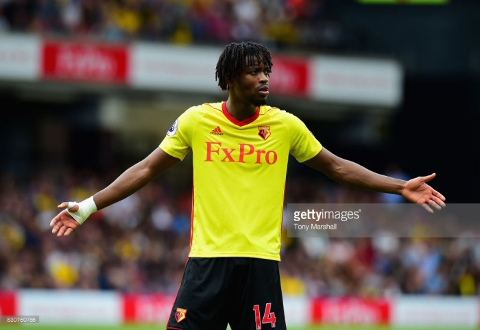 Bristol City match is important for Watford, says Nathaniel Chalobah