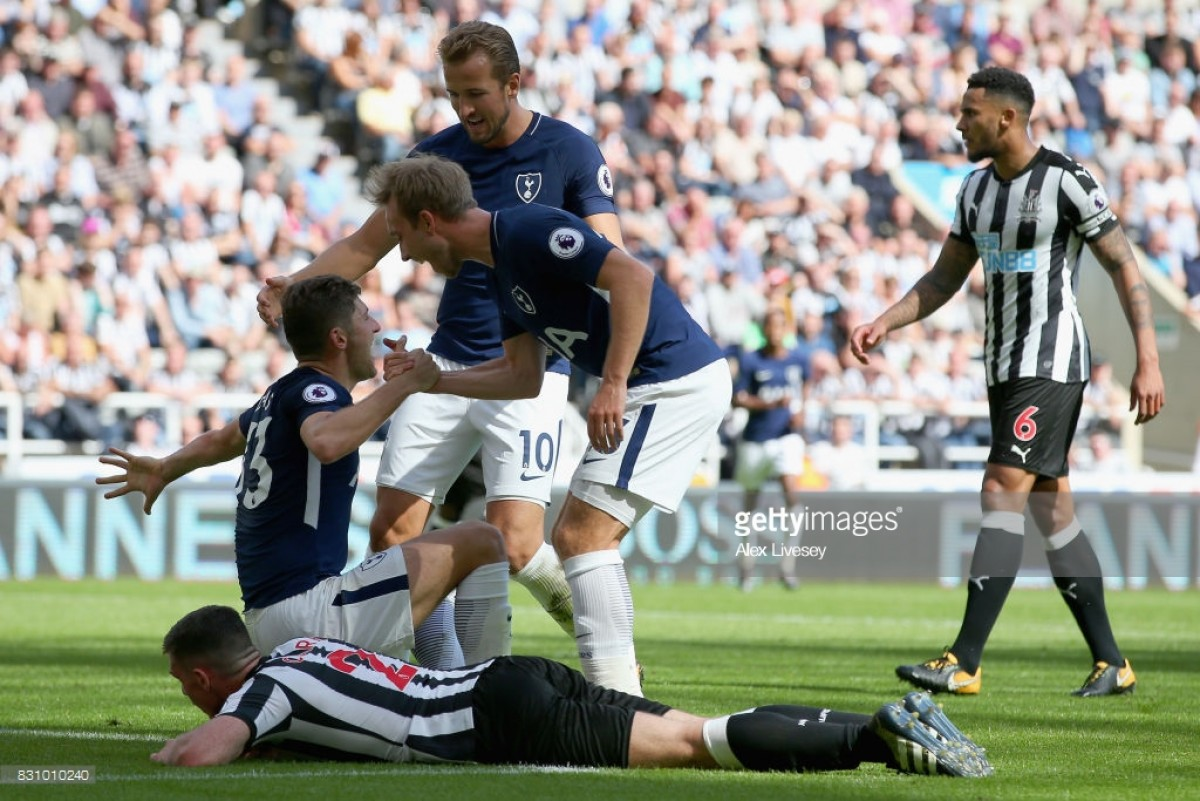 tottenham vs newcastle - photo #22