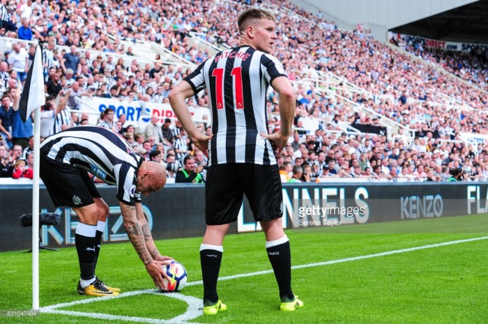 Newcastle United announce sleeve sponsor with MRF Tyres