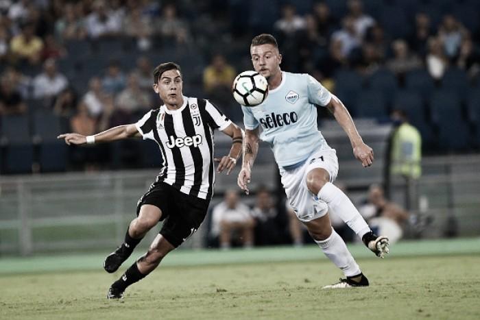 Lazio acaba com longa invencibilidade caseira da Juventus