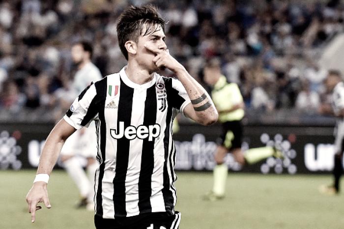 """Dono da camisa 10, Dybala revela desejo de seguir na Juventus: """"Não penso em outra equipe"""""""