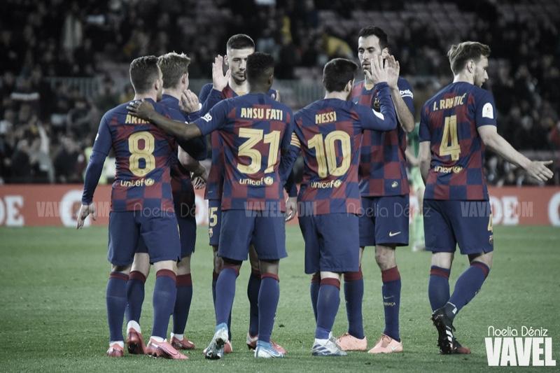 El Barça visitará al Athletic en los cuartos de Copa del Rey