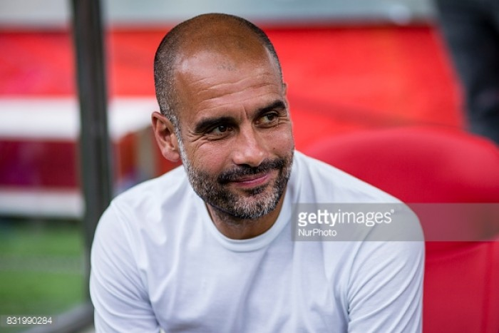 Pep Guardiola admits wealth of attacking options could prove a headache ahead of Everton clash