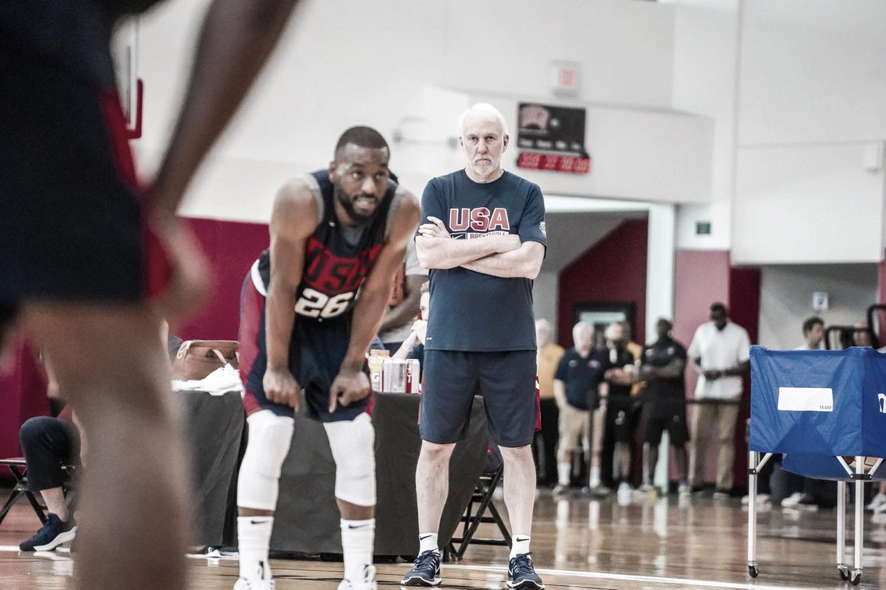 USA Basketball announces finalists for 2020 U.S. Olympic Team