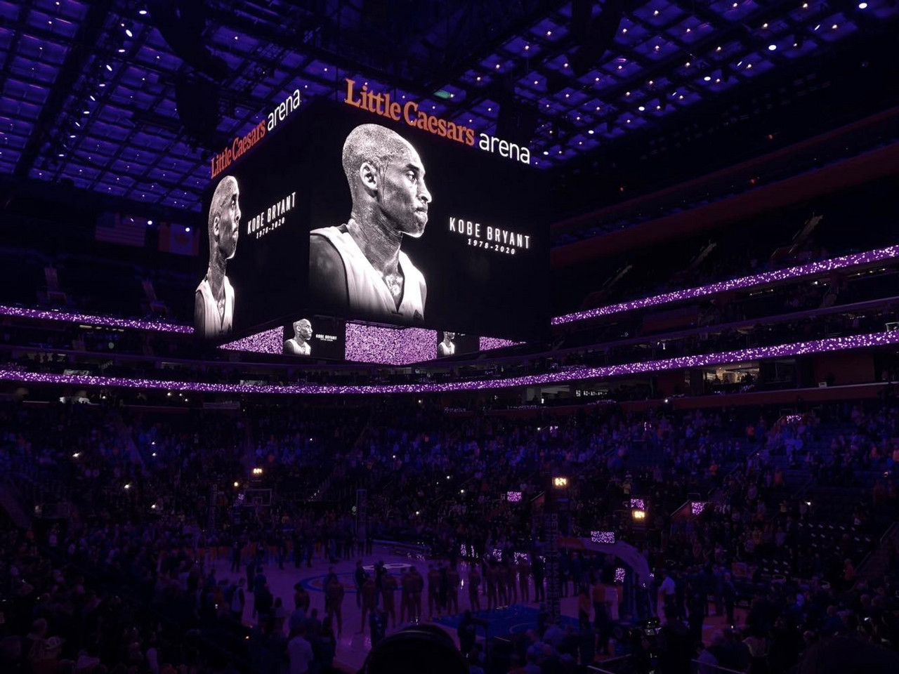 Kobe Bryant recognized league-wide