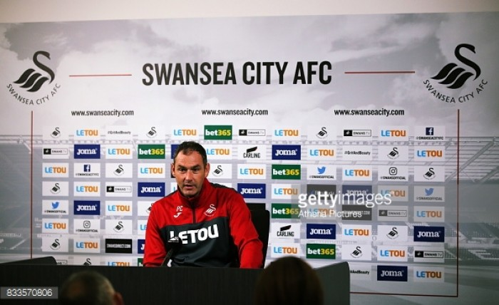 "Swansea City targeting ""two or three"" more additions claims Paul Clement"