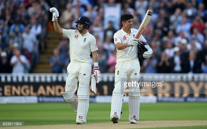 England vs West Indies, First Test - Day One: Cook and Root lead from the front on perfect opening day