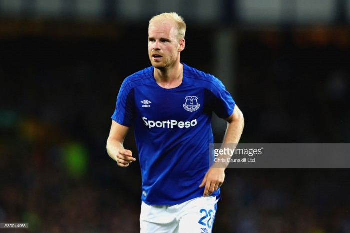 Davy Klaassen keen to fight for his chance at Everton, reveals agent