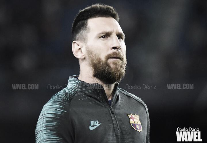 Messi se cuela en el XI de 2020
