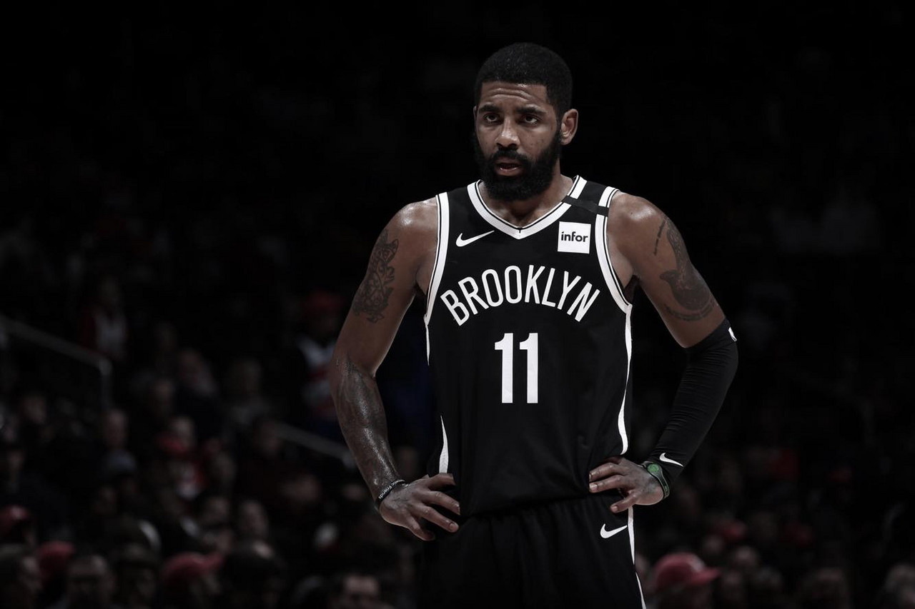 Injuries don't stop for Kyrie Irving