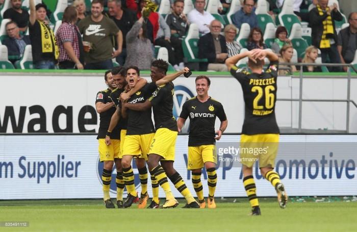 Bundesliga Round-Up: Dortmund and Schalke open up with victories